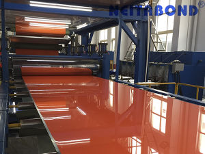 Projeto PE PVDF Painel Composto de alumínio da China Factory