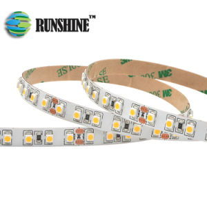 Alte strisce flessibili di luminosità SMD3528 120LEDs 9.6W/M LED