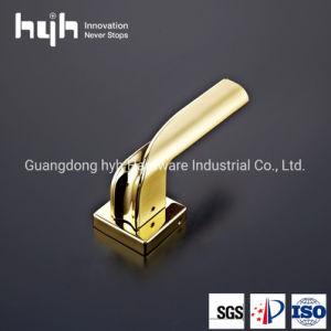 Alliage de zinc Hyh Design original meilleure vente de la vie privée de poignée de porte en bois pour l'intérieur dans le monde