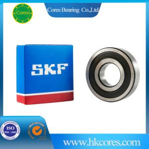 Rodamiento de bolas de ranura profunda en miniatura de alta temperatura rodamiento 6205 Gcr15 de rodamiento de acero 11 mm las bolas con la marca SKF