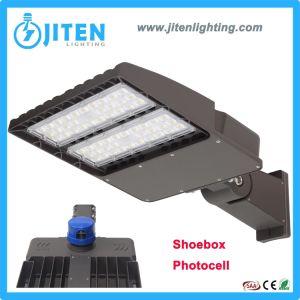 Caixa de sapato 100W Lâmpada de Rua exterior LED SMD LED de iluminação de estrada luz de rua com impermeável IP67