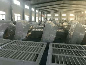 L'isolement F étanche IP67 de poulets de chair de porc à la Chambre les ventilateurs d'échappement