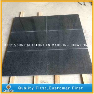 舗装するか、または壁のための安い磨かれたG654 Padangの暗い灰色の花こう岩のタイル