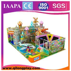 Tema mixto Indoor playground para niños (QL-16-10)
