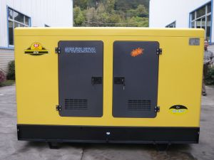 2000kwへの電気ディーゼル発電機低雑音5kw