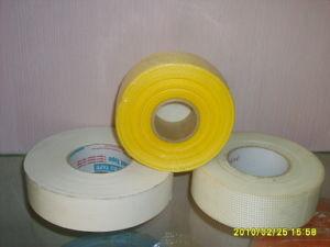 ひびのための8*8/低価格か熱い販売の乾式壁の接合箇所のガラス繊維の網テープ