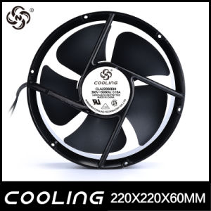 機械円形のクーリング軸ファン220V 220X60mmファンおよびAC