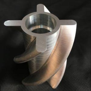 5つの軸線CNCの機械化の部品