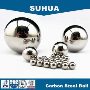 AISI1010 2.778mm G100 la bola de acero de bajo carbono