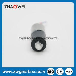 Od 6mm 3V Mini caja de engranajes reductores, motores DC miniatura