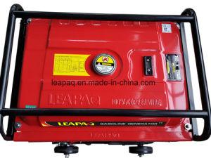 Nuevo portátil de 5,0 Kw arranque eléctrico Generador Gasolina