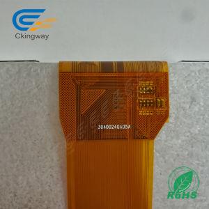 10.1の RGBインターフェイス50 Pin TFTの表示画面
