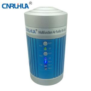 Smart Design Solar Personal Coche Purificador de Aire