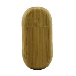 A granel de gama alta de grabado de madera de 1GB de memoria Flash USB Pen Drive