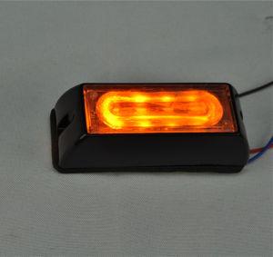Linearer 4W LED Röhrenblitz-Gedankenstrich-Warnleuchten-Kopf (SL6201-S)