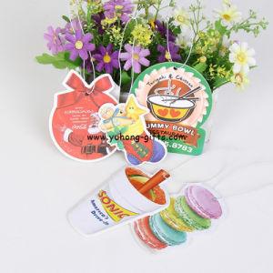 Usine de papier personnalisé d'alimentation de diffuseur de parfum avec différents parfums (YH-AF212)