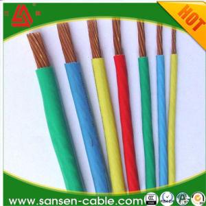 Bt 450/750V Cabo flexível com isolamento de PVC com cabo de energia com núcleo de cobre