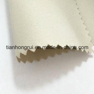 Wasserdichtes schützendes kakifarbiges Sicherheits-Gewebe für Arbeitskleidung/konstant/Gesamt