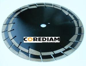16-Inch/400mm ha sinterizzato l'asfalto la lama per sega con il segmento speciale/strumento del diamante