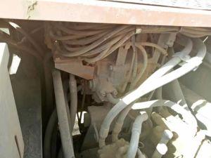 L'escavatore utilizzato Hitachi 470-3 ha fatto nel Giappone
