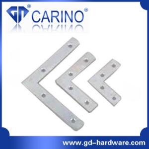 (W537) plancha plana de pared Metal puntal de esquina
