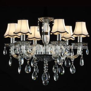Muito Best-Selling lustre de cristal de luz com 5 anos de garantia