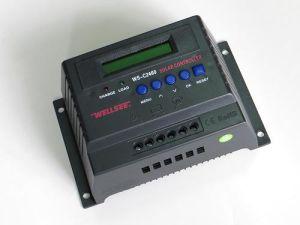 WELLSEE WS-C2460 50A 12/24V PWM充満コントローラー