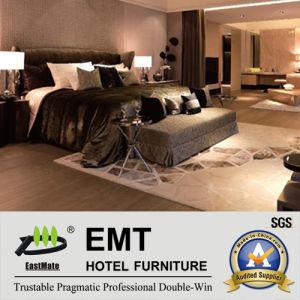 Meubles modernes de chambre à coucher de l'hôtel 2016 et meubles de chambre à coucher d'hôtel (EMT-SKB06)