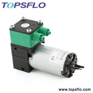 CC de 12 voltios Mini bomba de aire (motor de corriente continua del cepillo)