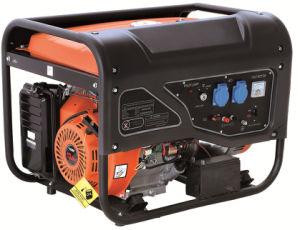 Fio de cobre gerador a diesel com certificado CE silenciosa (5GF--silenciosa (5KW))