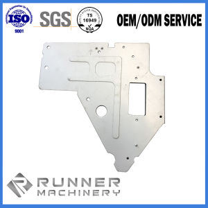 OEM ISO9001 гибки из нержавеющей стали и стальных листов тиснение часть