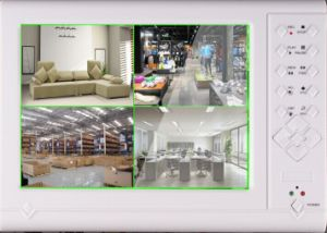 Bester Kanal-Überwachungskamera-Sätze DVR des Verkaufs-4/8 CCTV unabhängiges DVR