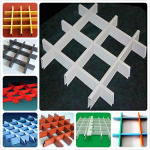 Китай оптовой порошок покрытие оформление материалов алюминий торгового центра потолка