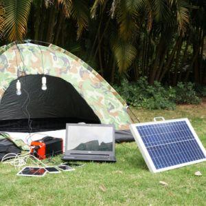 Elevada capacidade de 300W/270Wh Portátil Solar Power Pack para actividades ao ar livre