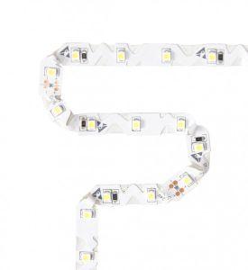 60 LEDs por metro 12V CC SMD 2835S la forma de zigzag TIRA DE LEDS