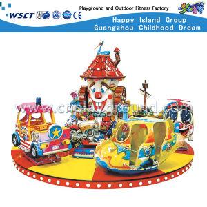 De grote Elektrische Carrousel van het Park Amsuement (hd-11002)