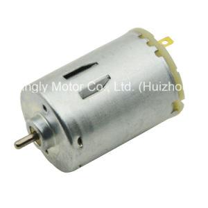 6V 12V DC cepillo eléctrico pequeño motor para herramientas eléctricas