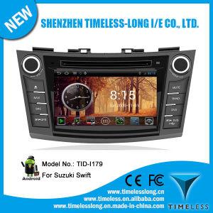 System Android Car Audio per Suzuki Swift 2011-2012 con il iPod DVR Digital TV BT Radio 3G/WiFi (TID-I179) di GPS