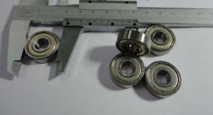 Rodamiento de carbono, rodamientos de polea, teniendo 608ZZ