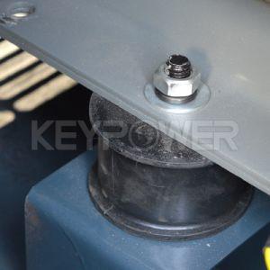 Yanmar 엔진을%s 가진 15kVA 침묵하는 유형 작은 디젤 엔진 발전기 세트