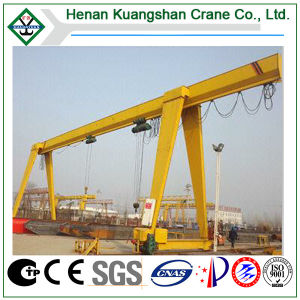Pórtico Crane con Electric Hoist (Mh)