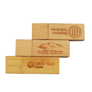 Eco-Wooden unidad Flash USB Pen drives de chips de madera de 4GB Pendrive 8GB 16GB 32 GB de Memoria Stick U disco con llavero de regalo
