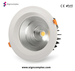 8With16With25With30With35W 5730SMDの穂軸LED軽いDimmable