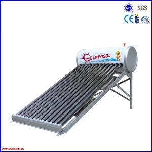 高性能のヒートパイプの加圧太陽給湯装置