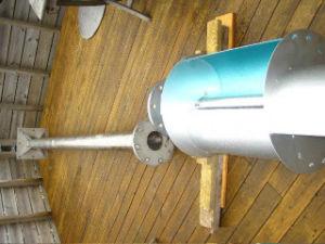 Generatore di turbina a tre fasi del vento dell'uscita di CA 120V