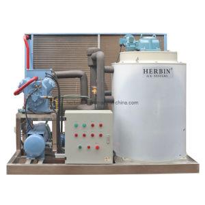 precio de fábrica de escamas de tubo Industrial //Cube/bloque de la máquina fabricante de helados