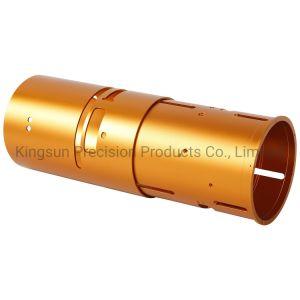 La coutume de haute qualité d'usinage CNC Tournage CNC pièces en aluminium