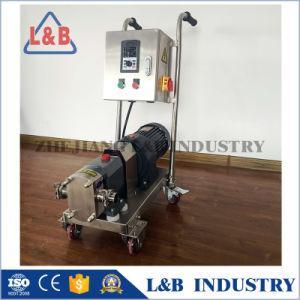 De bonne qualité de la pompe à lobes rotatifs en acier inoxydable pour le miel
