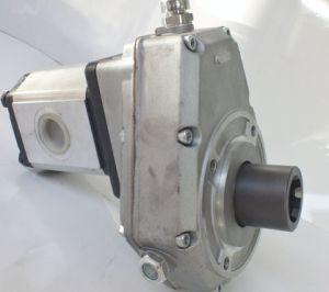La velocidad de la caja de la TDF Increaser Caja de engranajes para la aplicación de maquinaria de la velocidad de tractores duradera fabricantes proveedores de energía de la TDF 540 Despegues de velocidad de la caja de velocidades Increaser