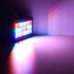 Pista de baile DJ Fase el equipo de luz estroboscópica LED